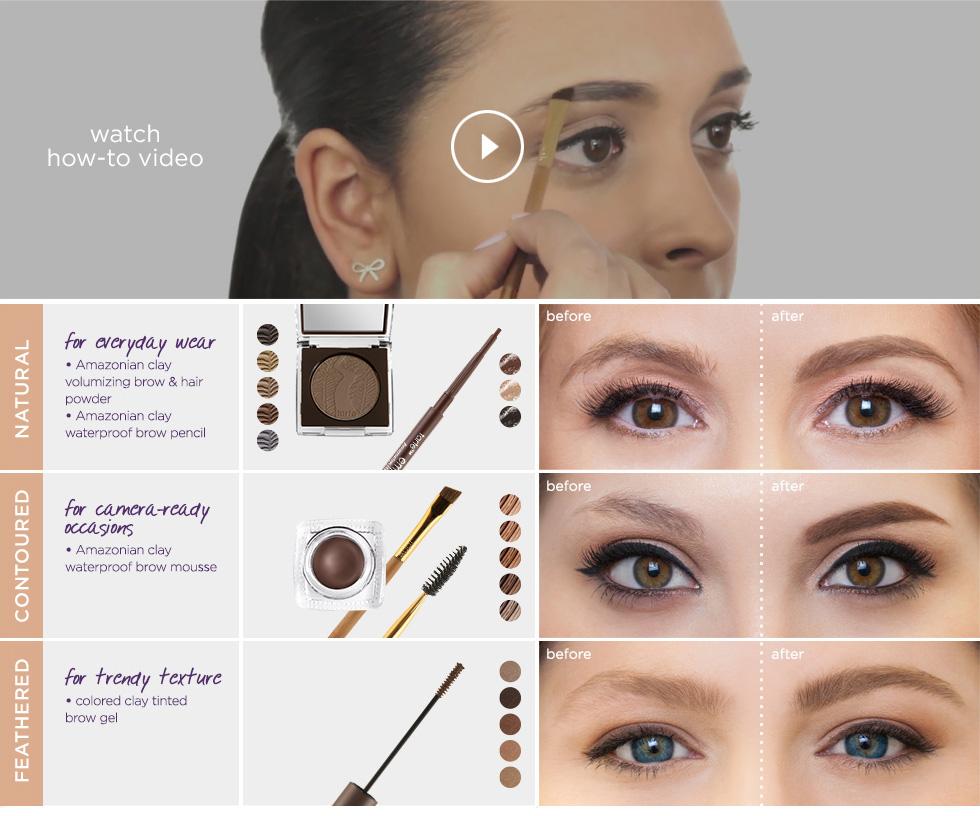 Tarte makeup